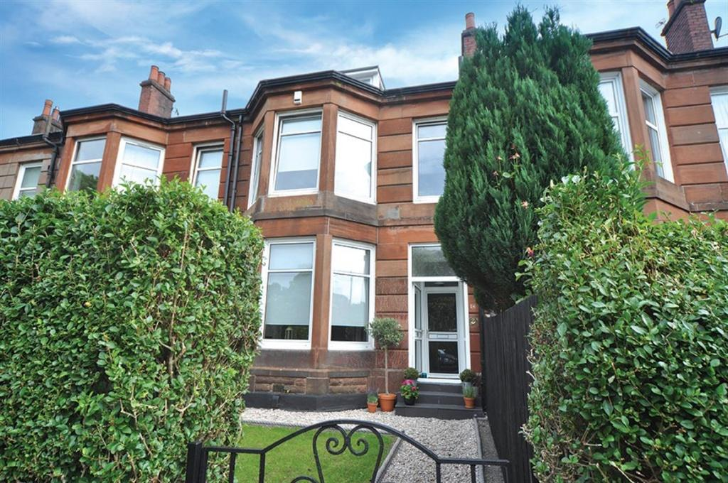 4 Bedrooms Terraced House for sale in 24 Cairndow Avenue, Muirend, G44 3JQ