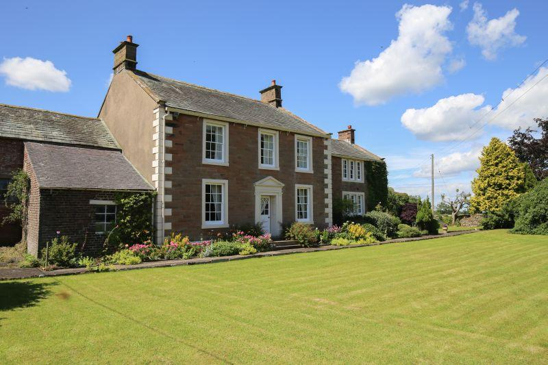 4 Bedrooms Farm House Character Property for sale in Crosshill, Wigton, Cumbria CA7