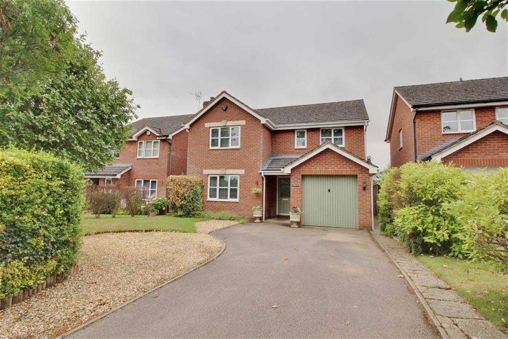 4 Bedrooms Detached House for sale in Bradfords Lane, Newent, Gloucestershire