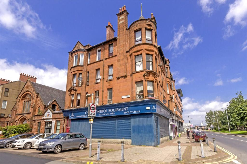1 Bedroom Flat for sale in 1/2, 153 Coplaw Street, Glasgow, Lanarkshire, G42