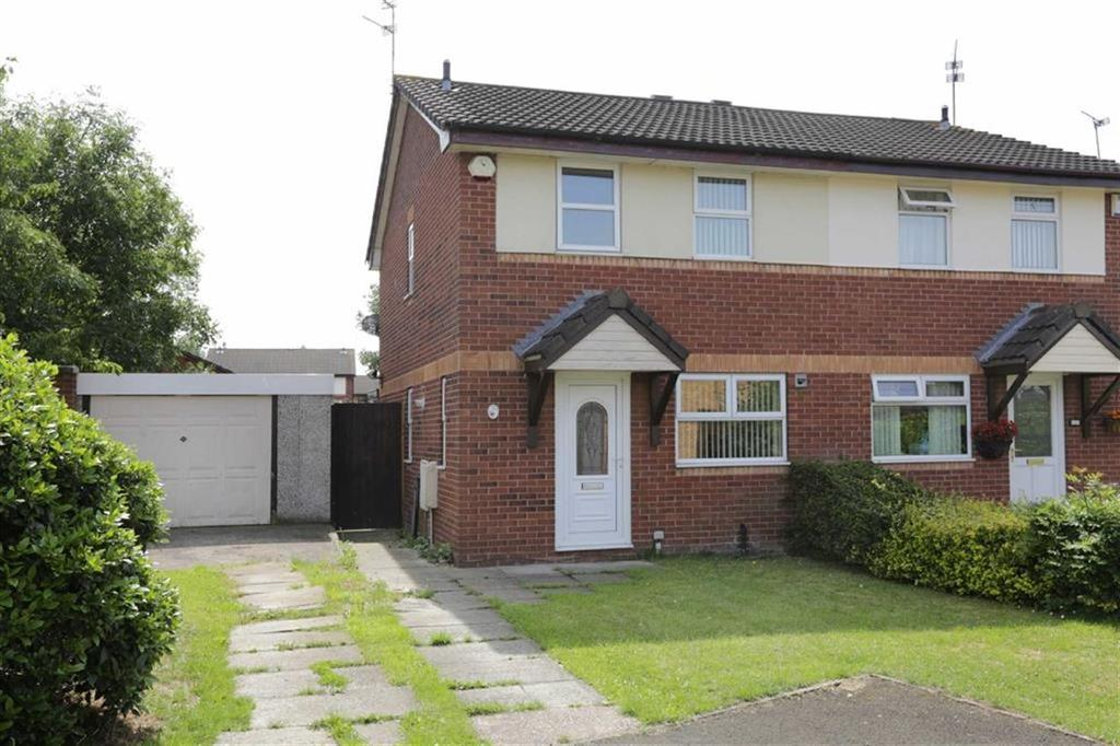 3 Bedrooms Semi Detached House for sale in Abington Close, Crewe, Cheshire