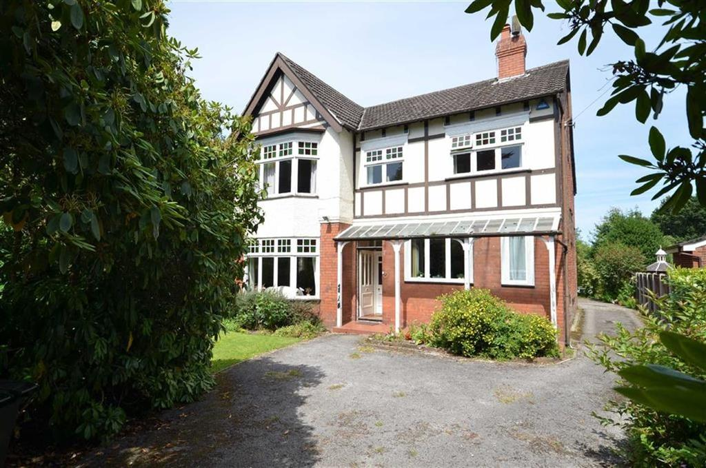 5 Bedrooms Detached House for sale in Berwick Road, Little Sutton, CH66