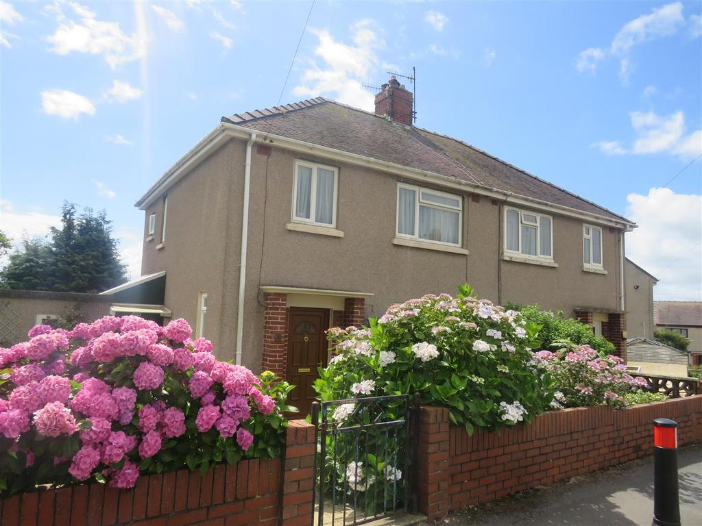3 Bedrooms Semi Detached House for sale in Heol Elfed, Burry Port