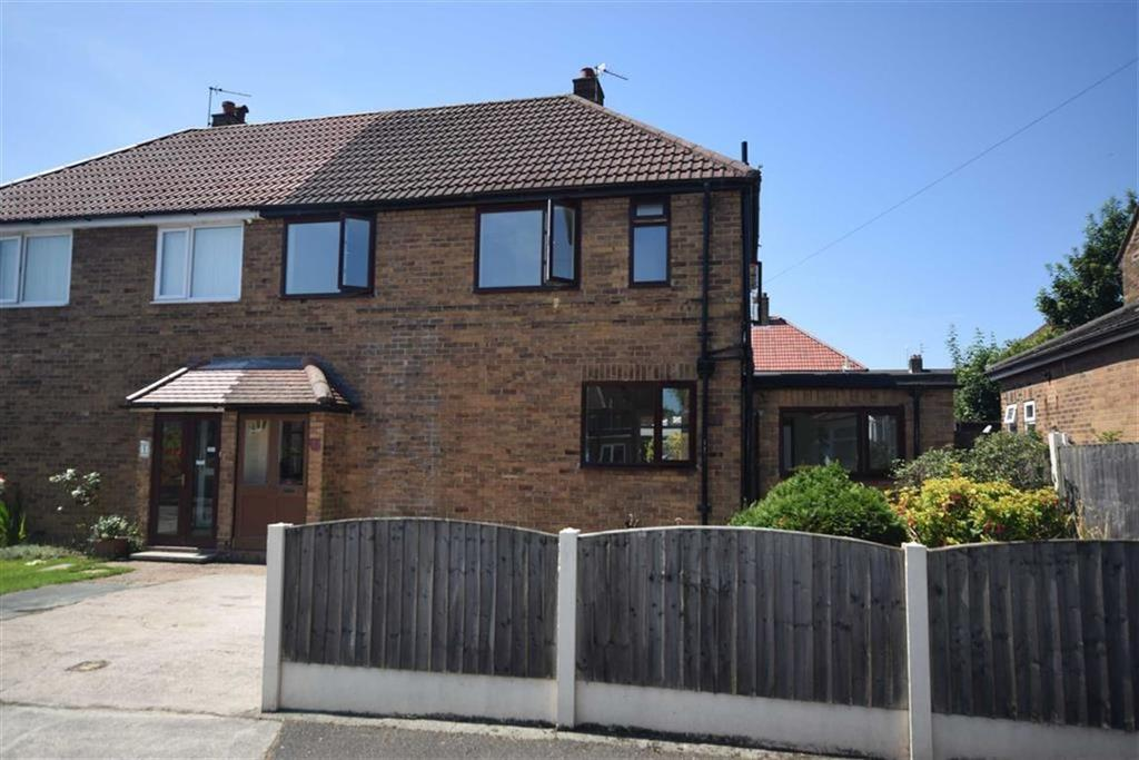 3 Bedrooms Semi Detached House for sale in Napier Street, Swinton