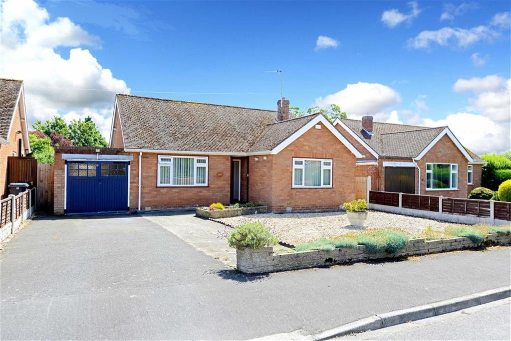 2 Bedrooms Detached Bungalow for sale in Cedars Drive, Off Ellesmere Road, Shrewsbury, Shropshire