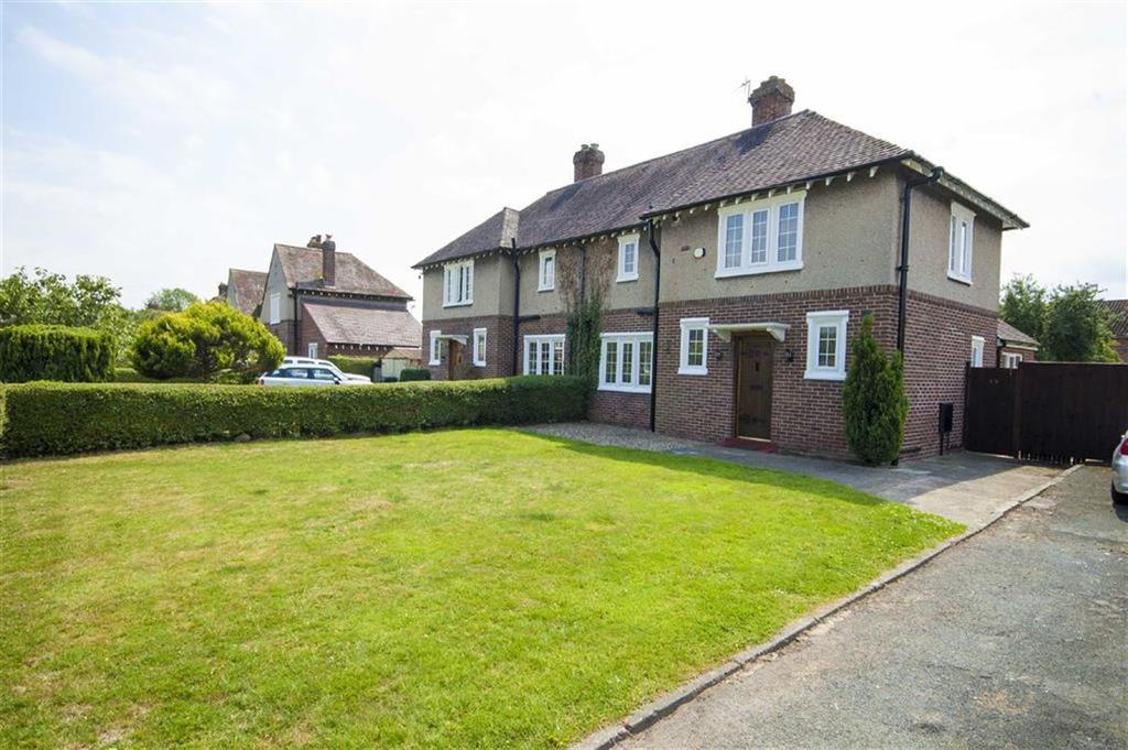 4 Bedrooms Semi Detached House for sale in Harlescott Crescent, Shrewsbury, Shropshire