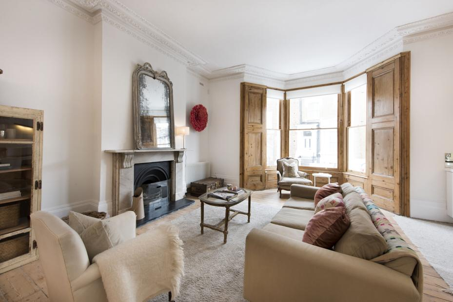 1 Bedroom Ground Flat for sale in Benbow Road, London W6