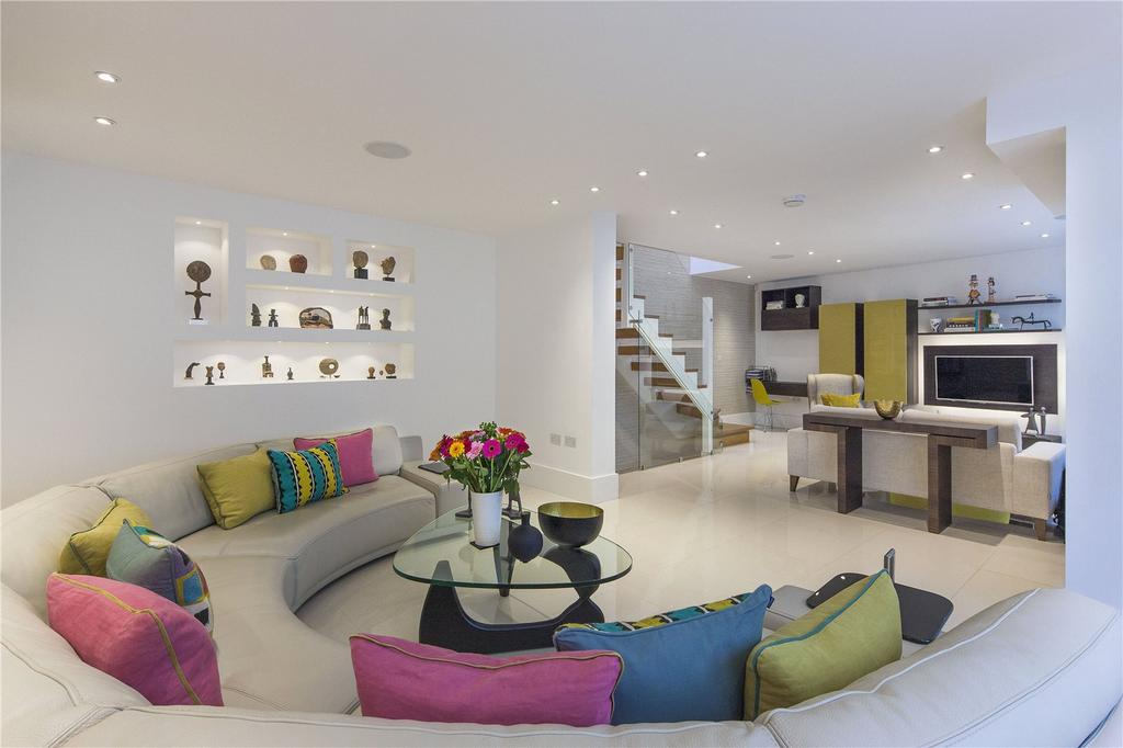 3 Bedrooms End Of Terrace House for sale in Cato Street, Marylebone, London, W1H