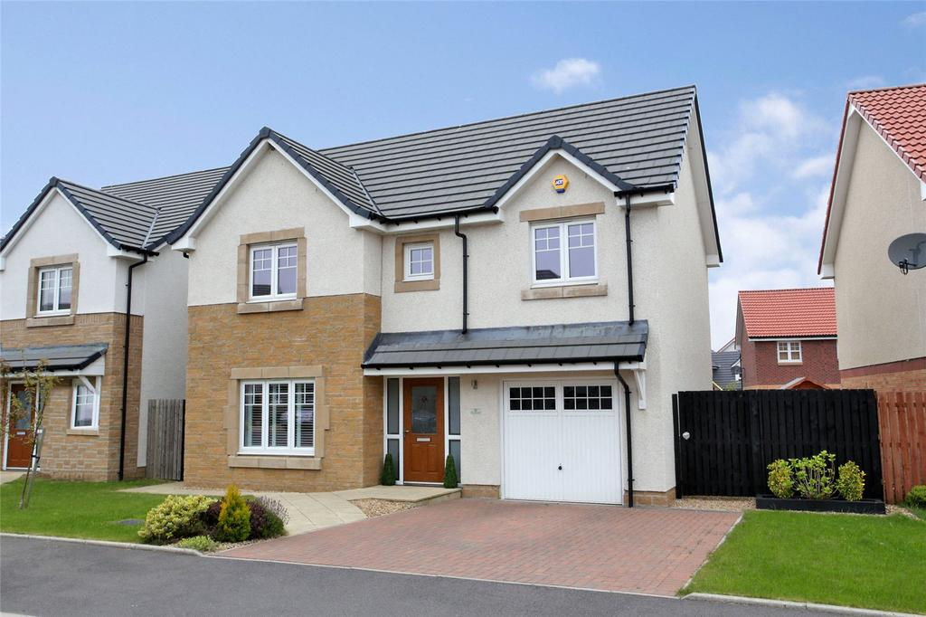 5 Bedrooms Detached House for sale in 15 Haremoss Avenue, Portlethen, Aberdeen, AB12