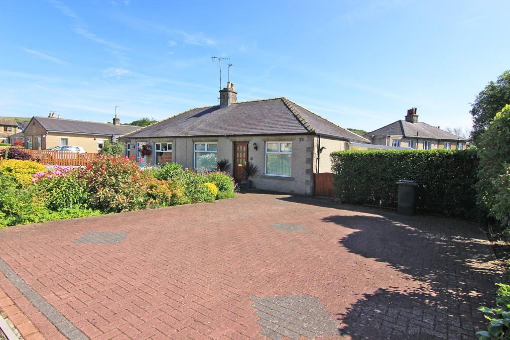 2 Bedrooms Semi Detached Bungalow for sale in 15 Brackenley Lane, Embsay,