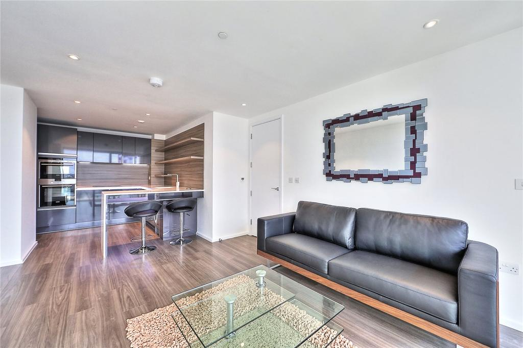 1 Bedroom Flat for sale in Copperlight Apartments, 16 Buckhold Road, London, SW18