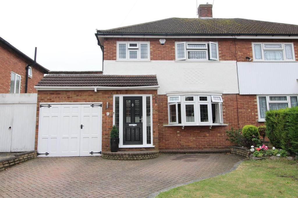 4 Bedrooms Semi Detached House for sale in The Glade, Upminster, Essex, RM14