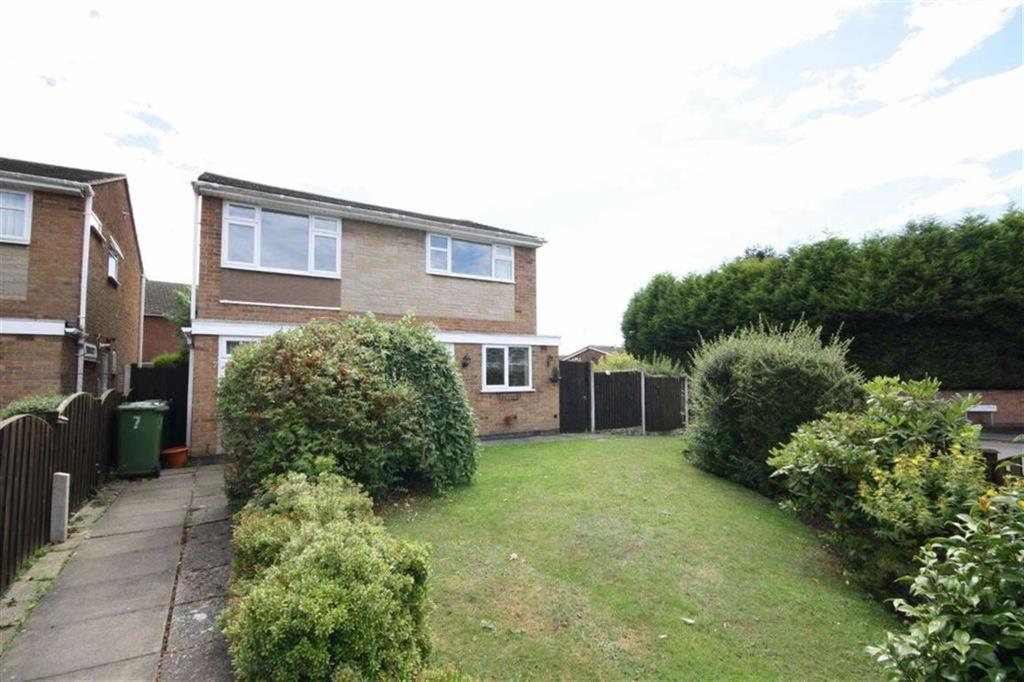 4 Bedrooms Detached House for sale in Copsewood Avenue, Whitestone, Nuneaton