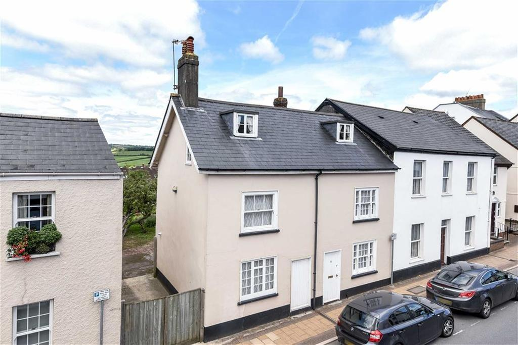 4 Bedrooms Semi Detached House for sale in High Street, Honiton, Devon, EX14