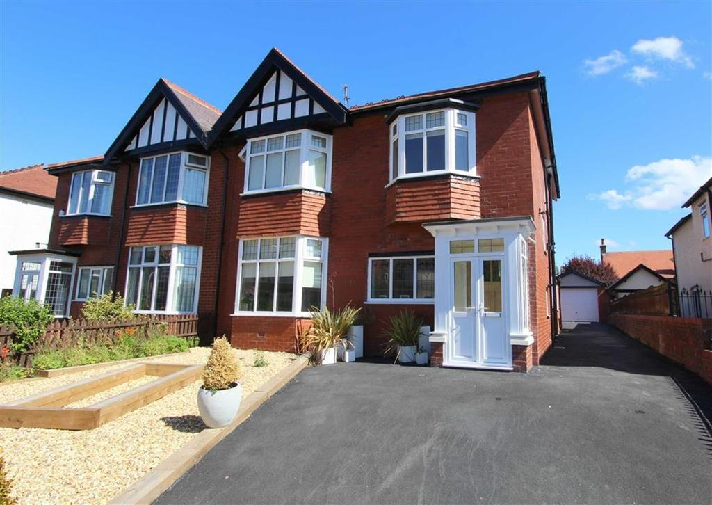 4 Bedrooms Semi Detached House for sale in Bromley Road, Lytham St Annes, Lancashire