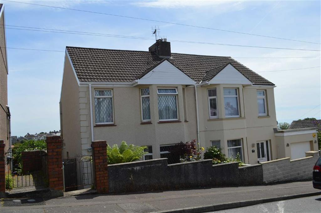 3 Bedrooms Semi Detached House for sale in Lon Mafon, Swansea, SA2