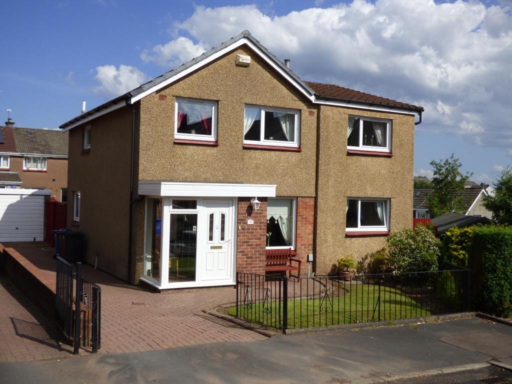 6 Bedrooms Detached House for sale in 134 Mirren Drive, Duntocher, G81 6LD