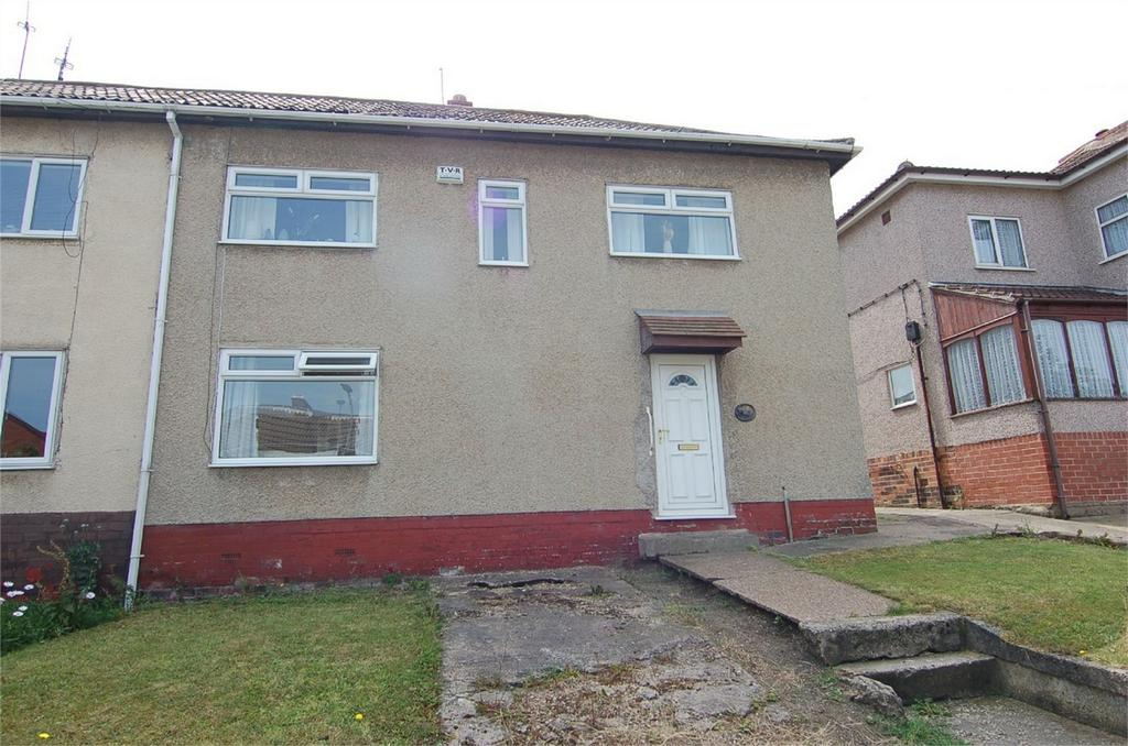 4 Bedrooms Semi Detached House for sale in 26 Dearne Road, Brampton, BARNSLEY, South Yorkshire