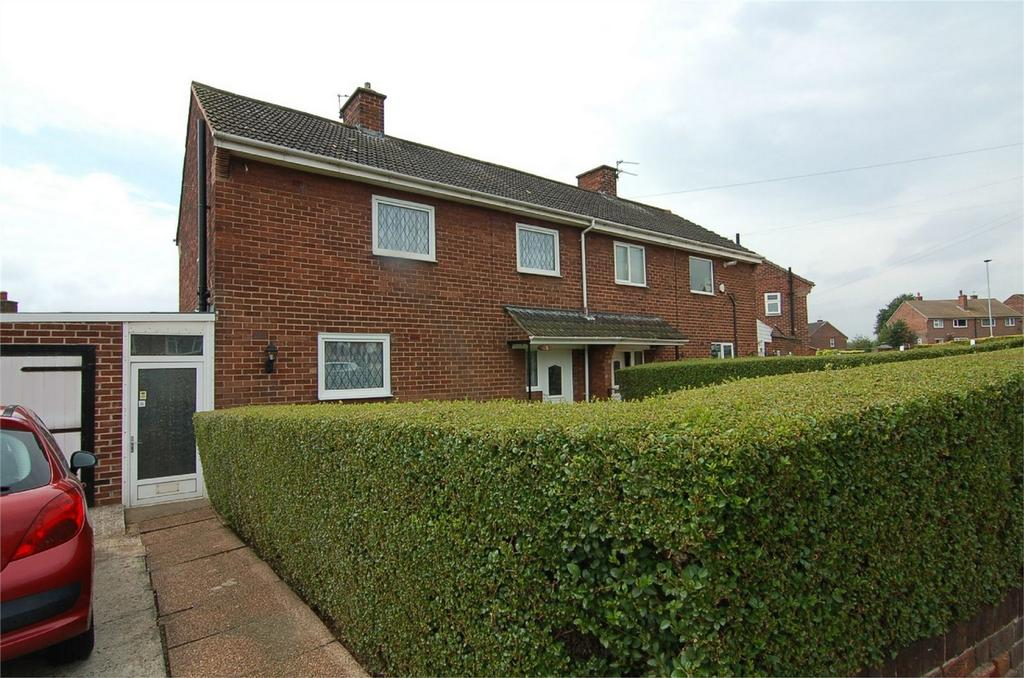 3 Bedrooms Semi Detached House for sale in Knollbeck Avenue, Brampton, BARNSLEY, South Yorkshire