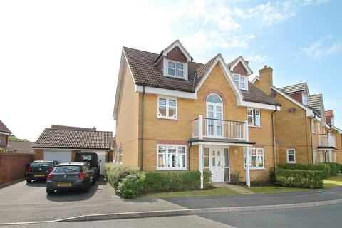 5 bedroom detached house for sale - Proctor Drive, Lee-on-the-Solent, Hampshire