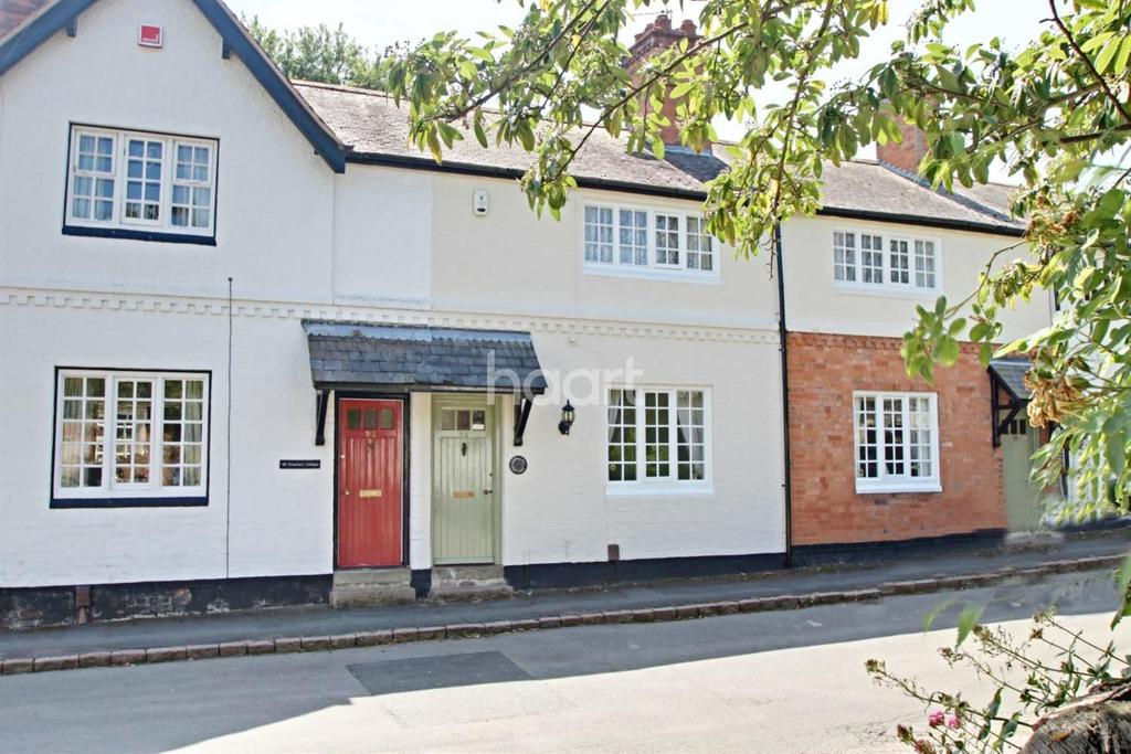 2 Bedrooms Cottage House for sale in Town Green Street, Rothley