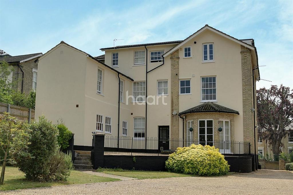 2 Bedrooms Flat for sale in Anglesea Road, Ipswich