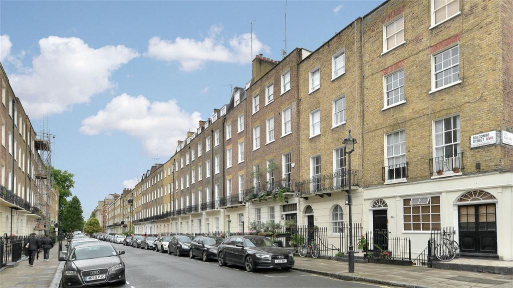 1 Bedroom Flat for sale in Balcombe Street, Marylebone, London