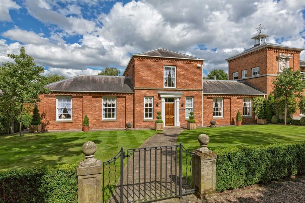 4 Bedrooms Link Detached House for sale in Court House, Admaston Spa, Admaston, Telford, Shropshire