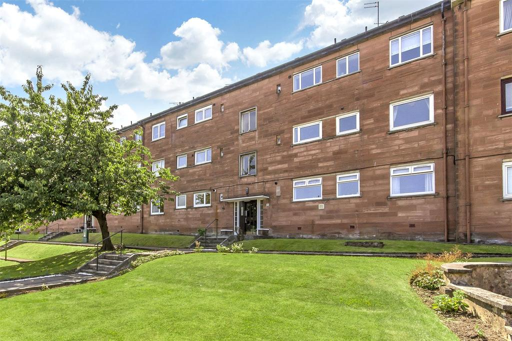 2 Bedrooms Flat for sale in 0/1, 55 Ladybank Drive, Mosspark, Glasgow, G52