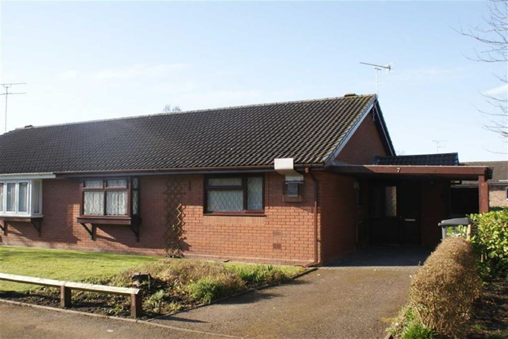 2 Bedrooms Bungalow for sale in Havelock Close, Bradmore, Wolverhampton