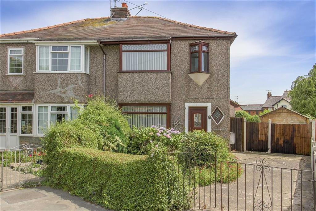 3 Bedrooms Semi Detached House for sale in Caernarvon Close, Shotton, Deeside, Flintshire