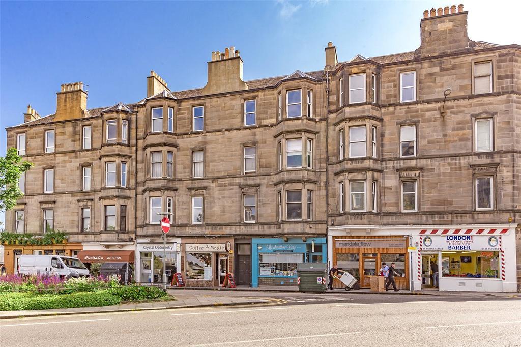 2 Bedrooms Flat for sale in 12/2 Rodney Street, Edinburgh, EH7