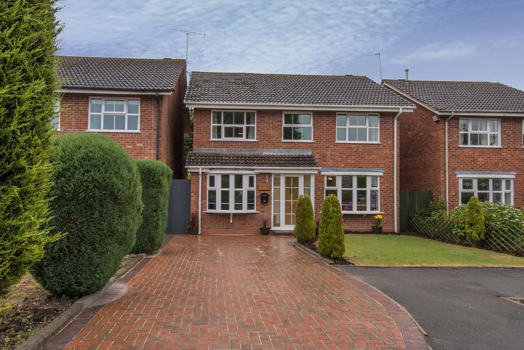 5 Bedrooms Detached House for sale in Tysoe Close, Hockley Heath, Solihull