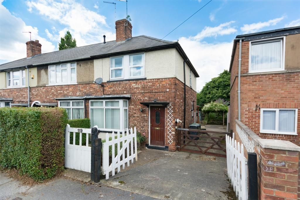 2 Bedrooms Detached House for sale in Rawdon Avenue, Melrosegate, YORK