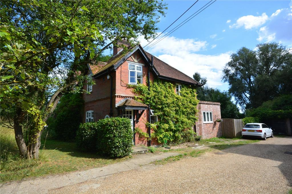 2 Bedrooms Semi Detached House for sale in Mill Lane, Nursling, Southampton, Hampshire, SO16