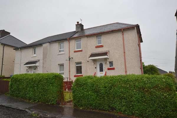 3 Bedrooms Semi-detached Villa House for sale in 49 Croft Road, Cambuslang, Glasgow, G72 8LB