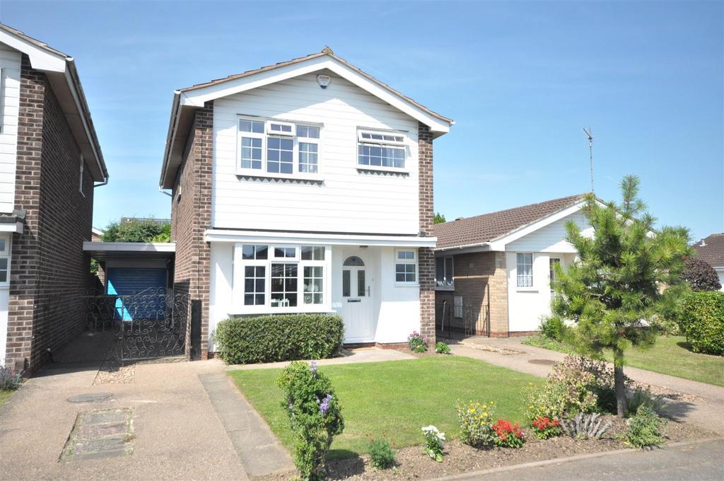 4 Bedrooms Detached House for sale in Welbeck Grove, Bingham, Nottingham