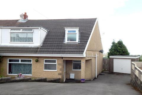 4 bedroom semi-detached house for sale - Llewellyn Park Drive, Morriston, Swansea