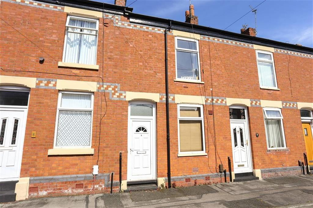 2 Bedrooms Terraced House for sale in Cromwell Street, Heaton Norris