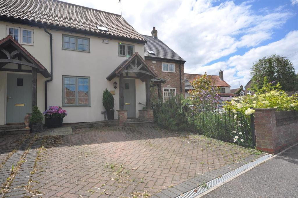 3 Bedrooms Cottage House for sale in Wisteria Cottage, Garmancarr Lane, Wistow,
