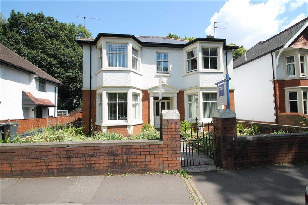 4 Bedrooms Detached House for sale in Ty Draw Road, Roath Park, Cardiff