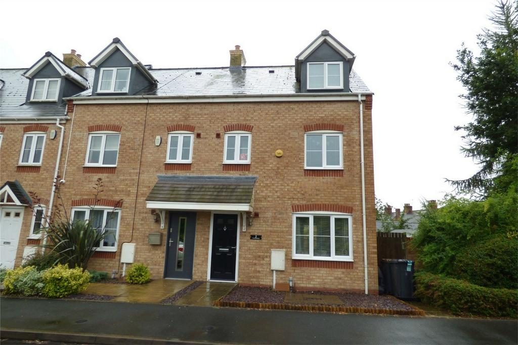 4 Bedrooms End Of Terrace House for sale in The Bridleway, Elliots Court, Nuneaton, Warwickshire