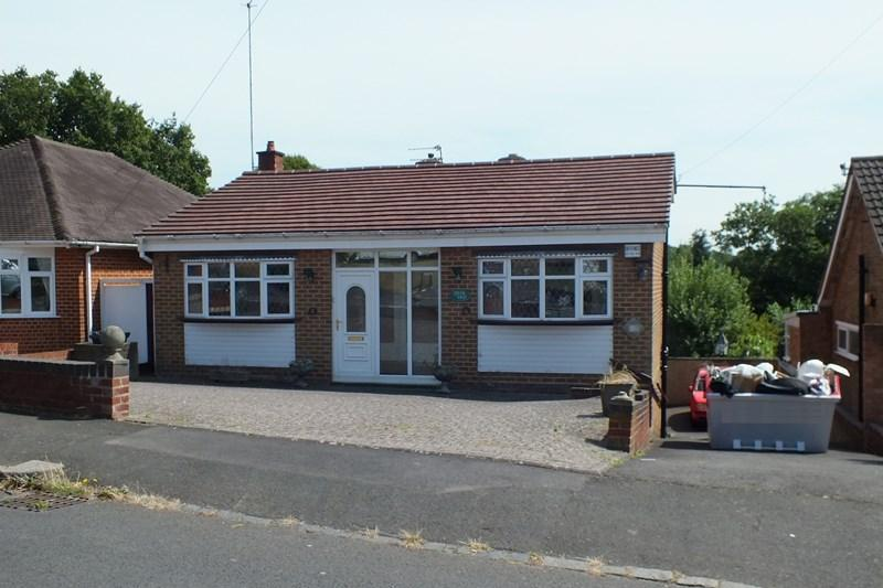 2 Bedrooms Bungalow for sale in Alison Road, HALESOWEN