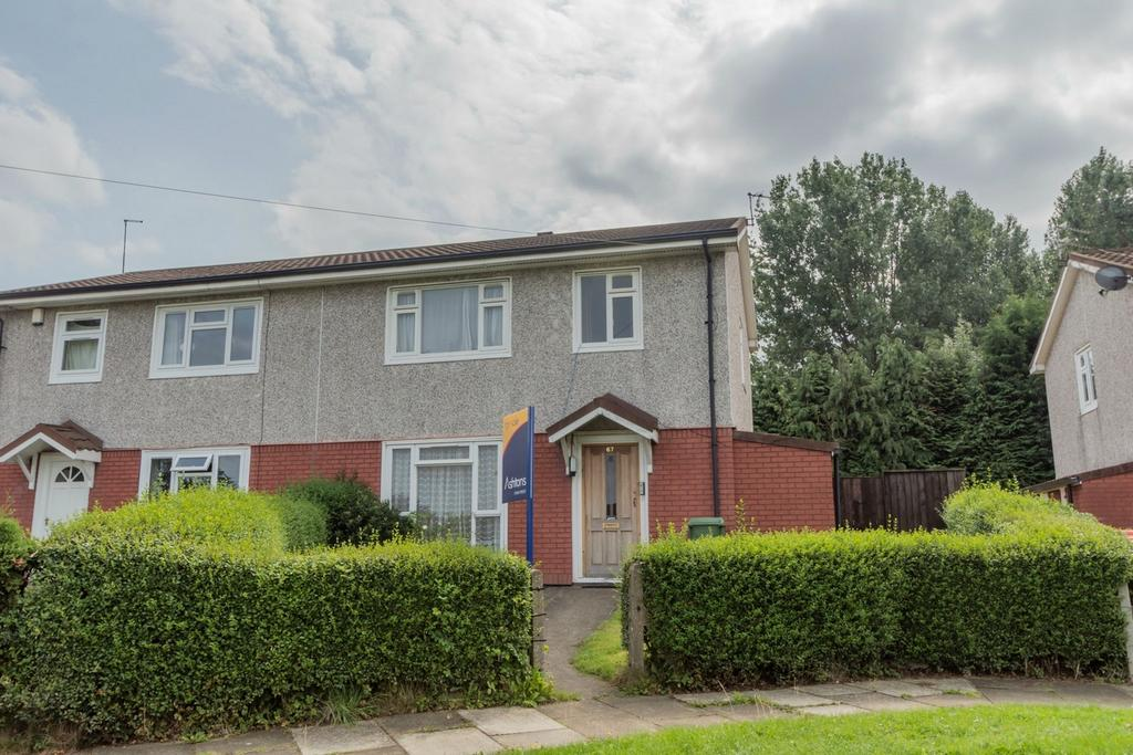 3 Bedrooms Semi Detached House for sale in Woodlea Avenue, YORK