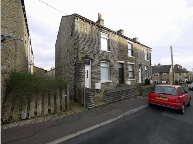 2 Bedrooms End Of Terrace House for sale in Charles Street Lane Head Brighouse