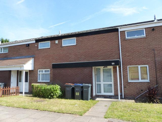 3 Bedrooms Terraced House for sale in Alwynn Walk,Erdington,Birmingham