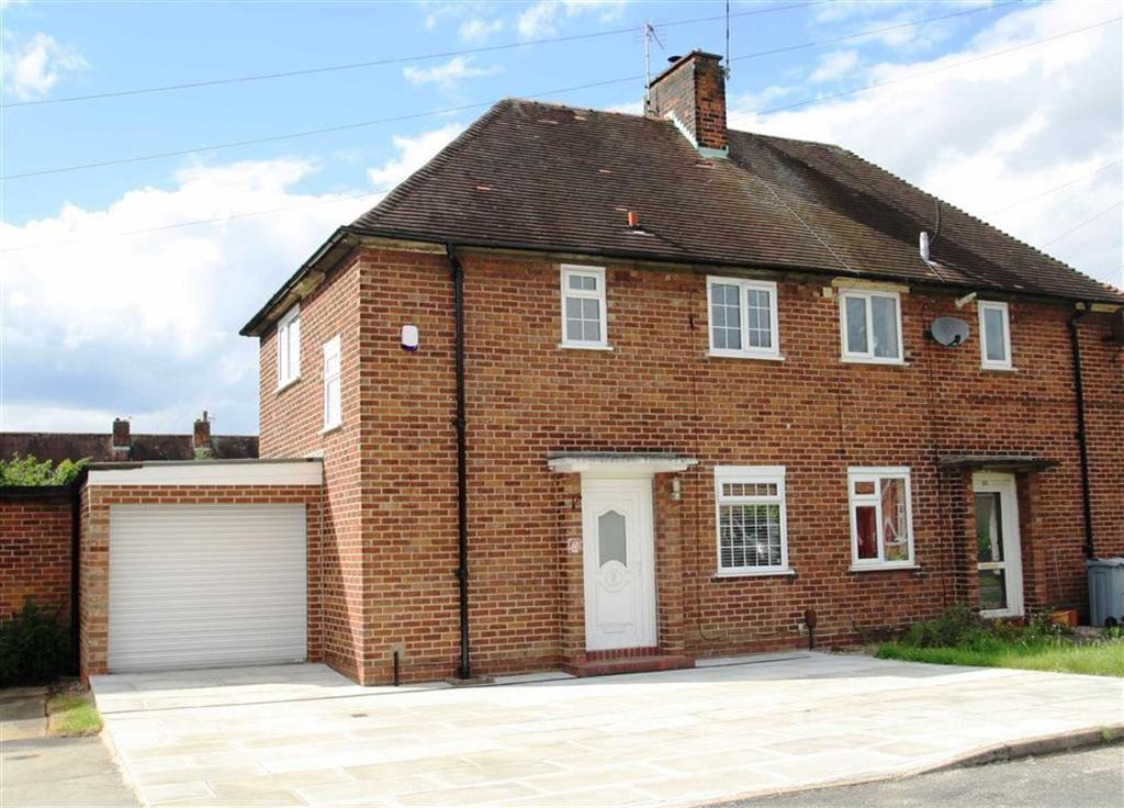 2 Bedrooms Semi Detached House for sale in Egerton Road, Wilmslow