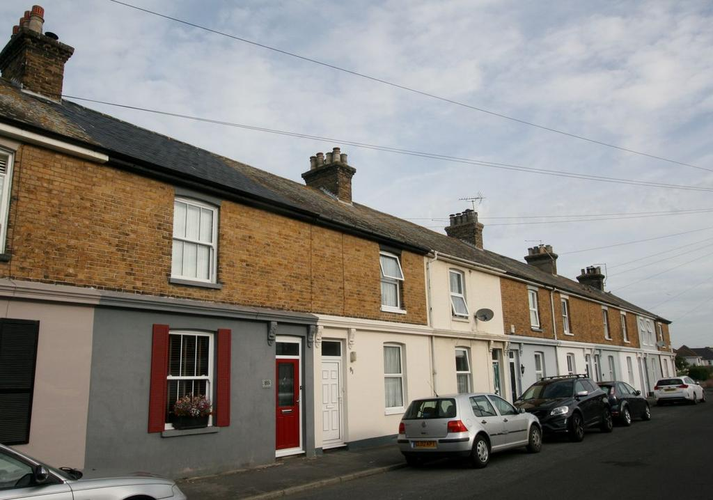 3 Bedrooms Cottage House for sale in Sandown Road, Deal