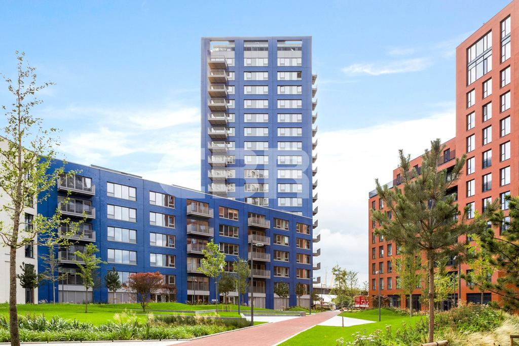 3 Bedrooms Apartment Flat for sale in Montagu House, London City Island, E14