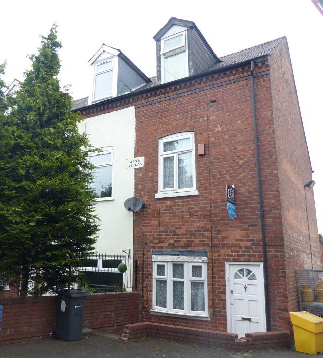 3 Bedrooms End Of Terrace House for sale in Oxhill Road,Handsworth,Birmingham